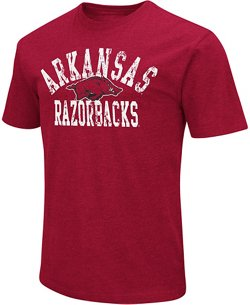 Colosseum Athletics Men's University of Arkansas Vintage T-shirt