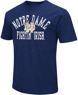 Colosseum Athletics Men's University of Notre Dame Vintage T-shirt