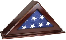 Patriot Flag Case with Handgun Concealment
