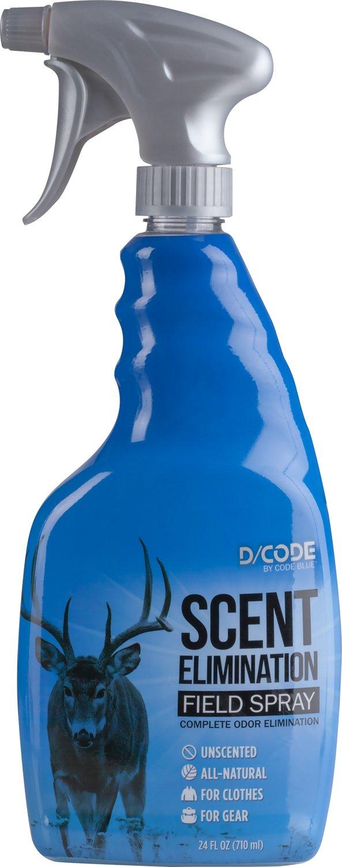Code Blue D-Code 24 oz Unscented Field Spray