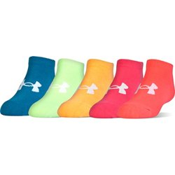 Adults' Liner No-Show Socks 6 Pack