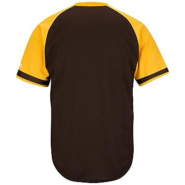 online store b561a 65bfb Majestic Men's San Diego Padres Cooperstown Cool Base 1978 Replica Jersey