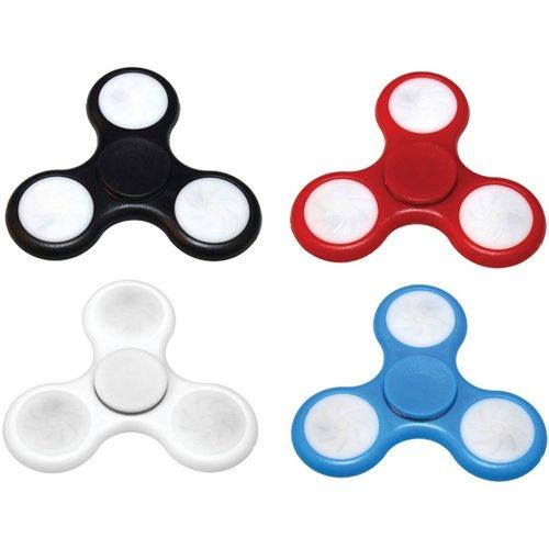 Odyssey Toys LED Fidget Spinner