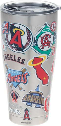 Tervis Los Angeles Angels All Over 30 oz Stainless-Steel Tumbler