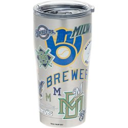 Milwaukee Brewers All Over 20 oz Tumbler