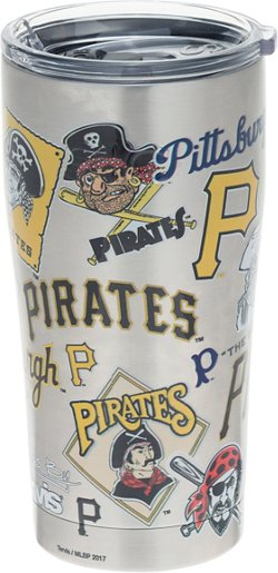 Tervis Pittsburgh Pirates All Over 20 oz Tumbler