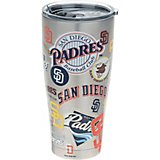 Tervis San Diego Padres All Over 30 oz Stainless-Steel Tumbler