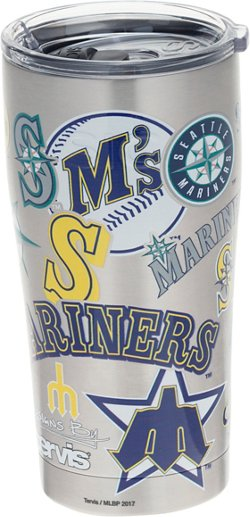 Seattle Mariners All Over 20 oz Tumbler