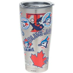 Toronto Blue Jays All Over 30 oz Stainless-Steel Tumbler