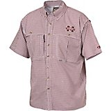 93c8e6ee Drake Waterfowl Men's Mississippi State University Gameday Wingshooter's  Button-Down Shirt