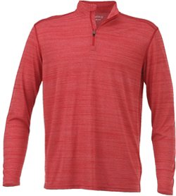 Men's Turbo 1/4 Zip Long Sleeve Shirt