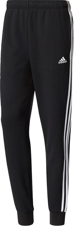 adidas Men's Essentials 3S Tapered and Cuffed Pant