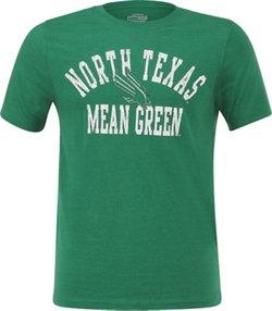 Colosseum Athletics Men's University of North Texas Vintage T-shirt