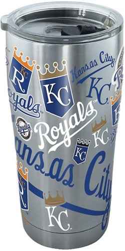 Tervis Kansas City Royals 20 oz All Over Stainless-Steel Tumbler