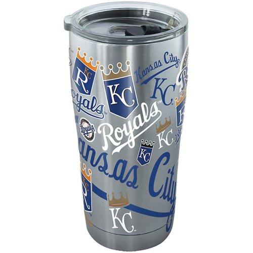 Tervis Kansas City Royals 20 oz All Over Stainless-Steel Tumbler