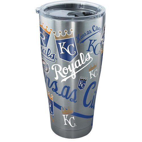 Tervis Kansas City Royals 30 oz All Over Stainless-Steel Tumbler