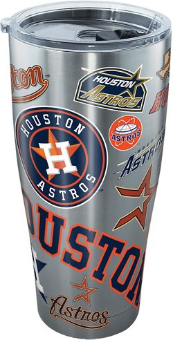 Tervis Houston Astros 30 oz All Over Stainless Tumbler