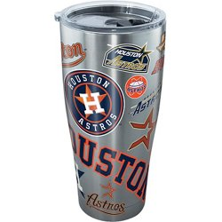 Houston Astros 30 oz All Over Stainless Tumbler