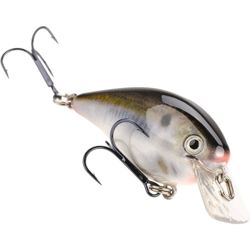 Strike King KVD 1.0 2-1/2″ Crankbait Natural Shad – Fresh Water Hard Baits at Academy Sports