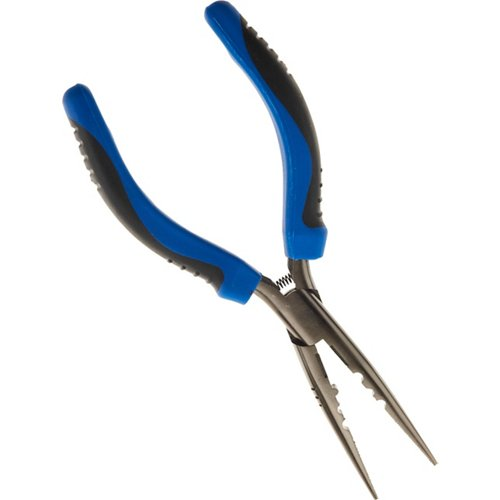 H2O XPRESS 8 in Black Nickel Long Nose Pliers