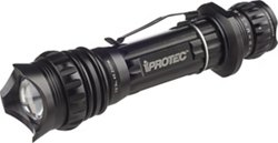 iProtec Outdoorsmen RC380 Pro Lite Rechargeable Flashlight with Powerbank