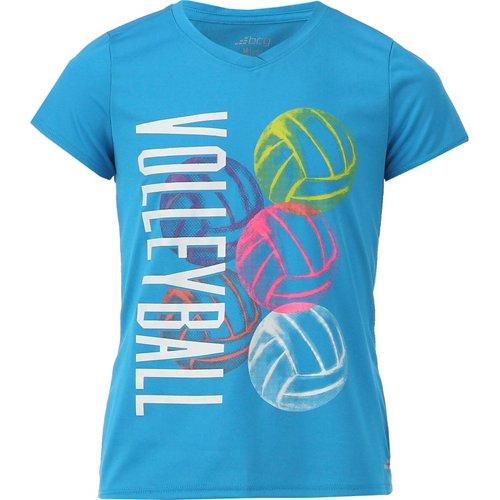 BCG Girls' Volleyball Graphic Short Sleeve T-shirt