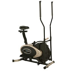 GOLD XL9 Aero Elliptical and Exercise Bike Dual Trainer