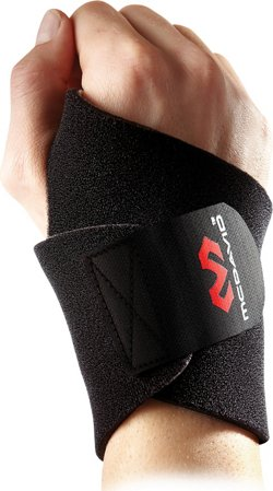 McDavid Adults' Level 1 Wrist Wrap Adjustable