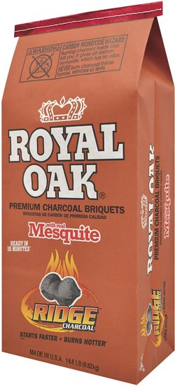 Royal Oak 14.6 lb Mesquite Charcoal Briquets