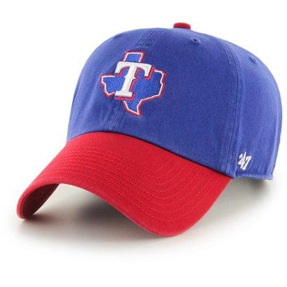 47 Texas Rangers Clean Up Baseball Cap 574d541beae