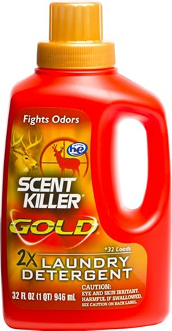 Wildlife Research Center® Scent Killer Gold 32 oz. Laundry Detergent
