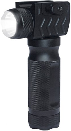 DMA Inc. Flashlight Foregrip