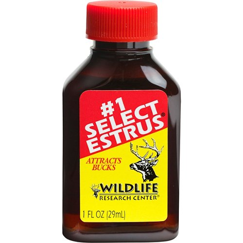Wildlife Research Center® #1 Select Estrus® 1 fl. oz. Attractant