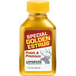 Wildlife Research Center® Special Golden Estrus® 1 fl. oz. Attractant