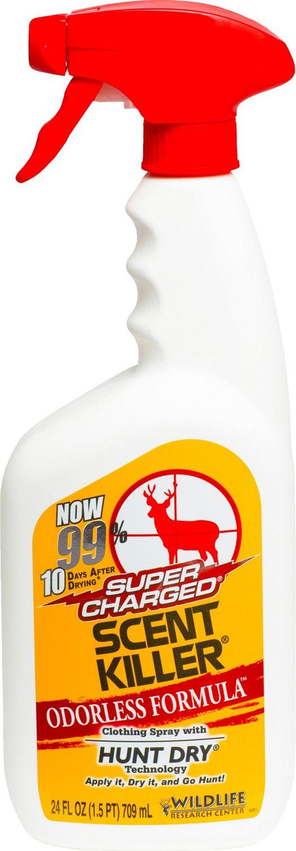 Wildlife Research Center® Super Charged® Scent Killer® 24 fl. oz. Scent Eliminator