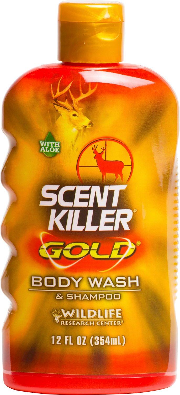 Wildlife Research Center® Scent Killer® Gold® 12 fl. oz. Body Wash and Shampoo