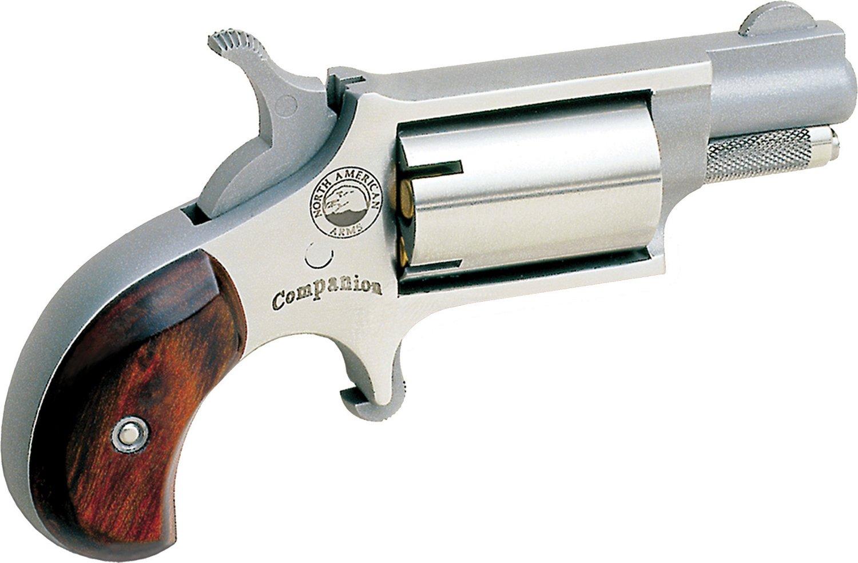 North American Arms Companion Cap and Ball  22 Black Powder Revolver