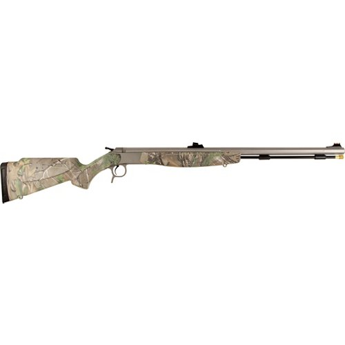 CVA OPTIMA V2 .50 Camo Break-Open Muzzleloader Rifle