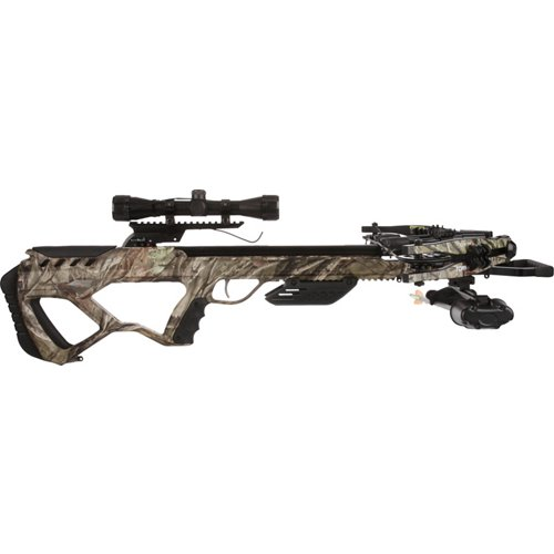 Crosman Tormentor Whisper 380 Compound Crossbow Package