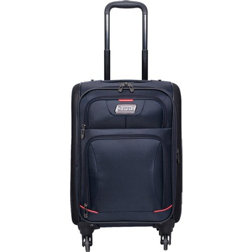 Coleman 20 in Emporia Molded Soft-Side Upright Suitcase