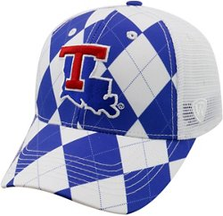 Top of the World Men's Louisiana Tech University Get Loud 2-Tone Adjustable Cap