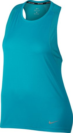 Women's Dry Miler Plus Size Running Tank Top