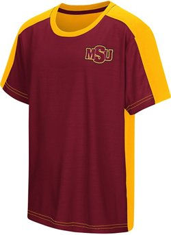 Colosseum Athletics Boys' Midwestern State University Short Sleeve T-shirt