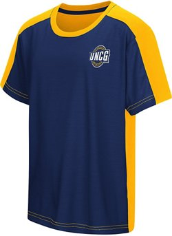 Colosseum Athletics Boys' University of North Carolina at Greensboro Short Sleeve T-shirt