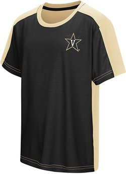 Colosseum Athletics Boys' Vanderbilt University Short Sleeve T-shirt