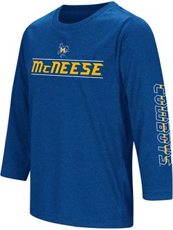 Colosseum Athletics Boys' McNeese State University Long Sleeve T-shirt