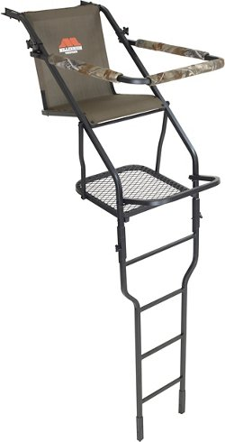 Millennium L100 21 ft Single Ladder Treestand