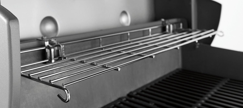 Weber Genesis II E-410 4-Burner Liquid Propane Gas Grill - view number 11