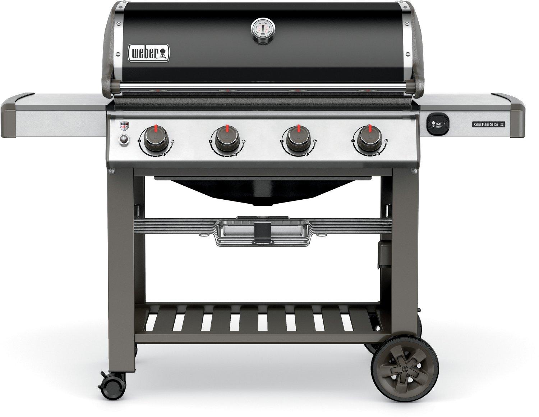Weber Genesis II E-410 4-Burner Natural Gas Grill
