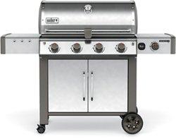 Weber Genesis II LX S-440 4-Burner Natural Gas Grill